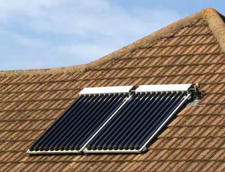 Solar Heat Panel